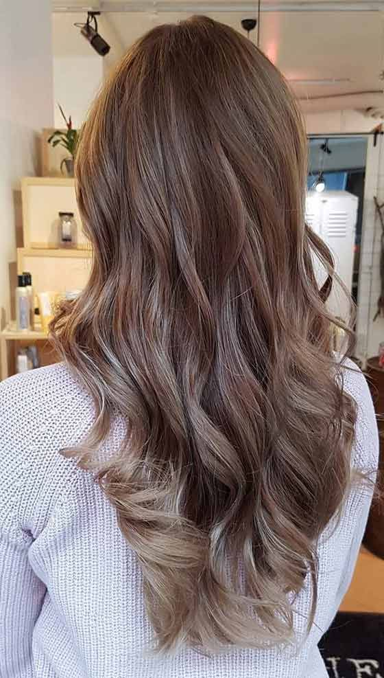 Top 30 Chocolate Brown Hair Color Ideas Chocolate Brown