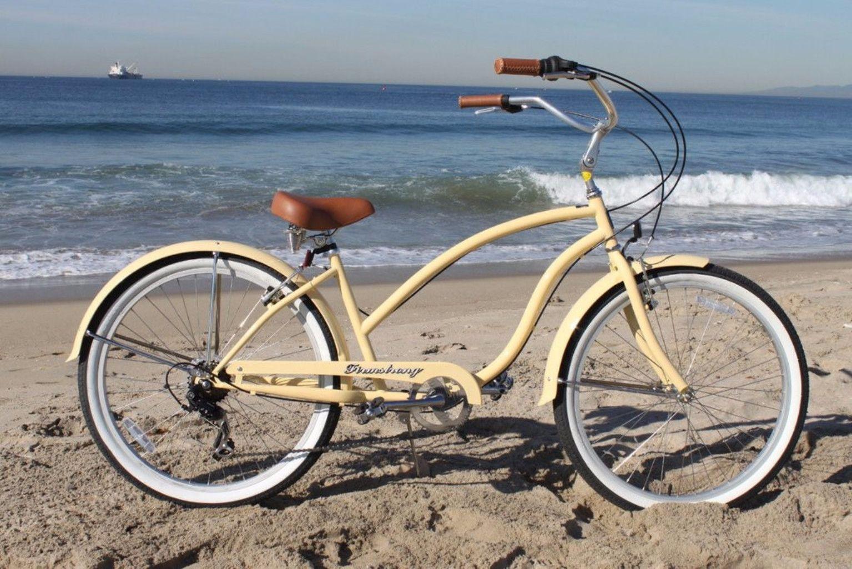 Firmstrong Chief Lady 7 Speed Women S 26 Beach Cruiser Bike Beach Cruiser Cruiser Bicycle Beach Cruiser Bike