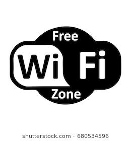 Wifi Logo Zone Stock Vector Wifi Sign Logo Wall Logos