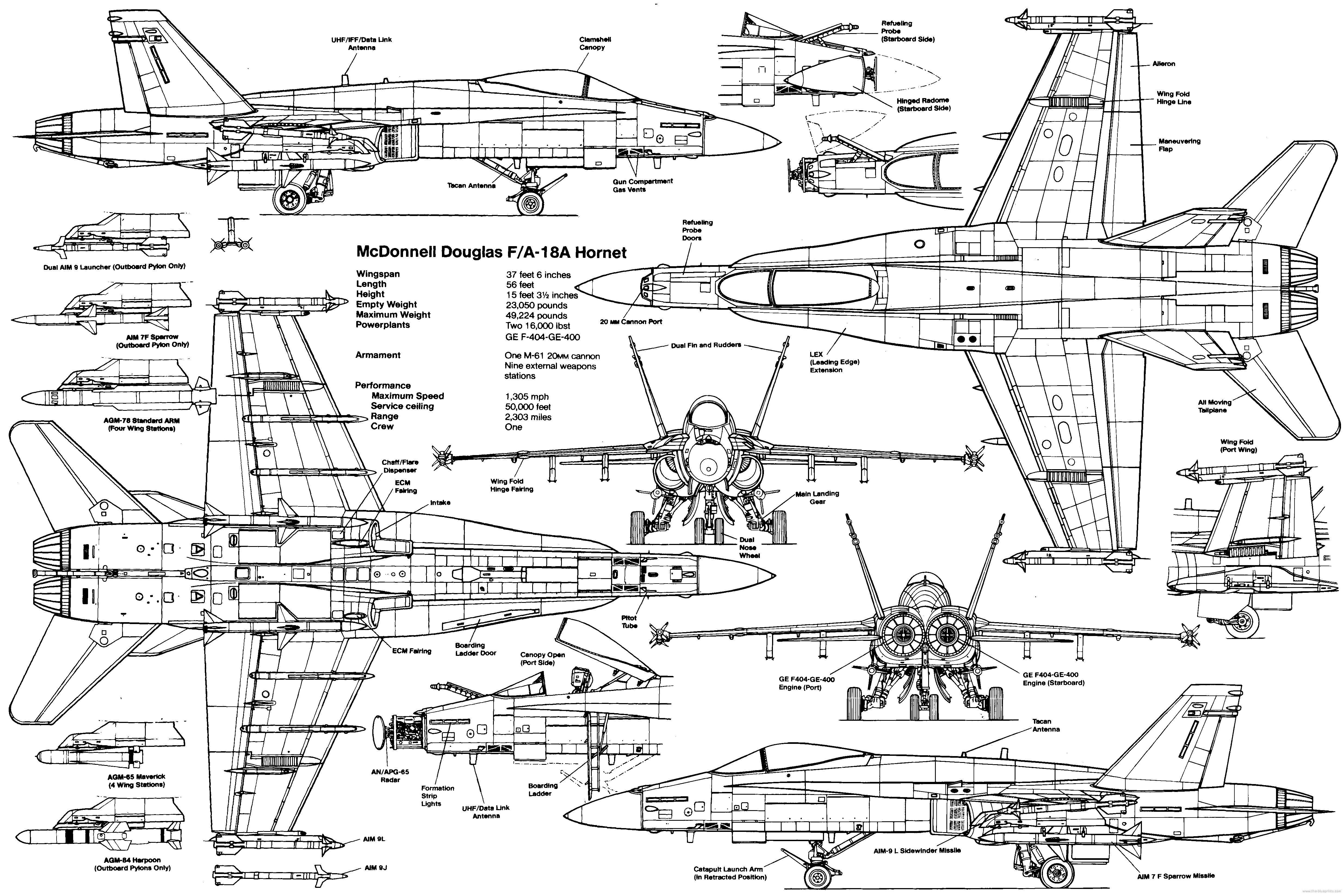 F 18 Engine Diagram - Today Wiring Diagram