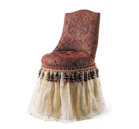Bombay & Co, Inc. :: Bedroom :: Vanity Chairs :: Majesty Vanity ...