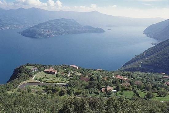 Lake Iseo, Italy: http://www.europealacarte.co.uk/italy/iseo
