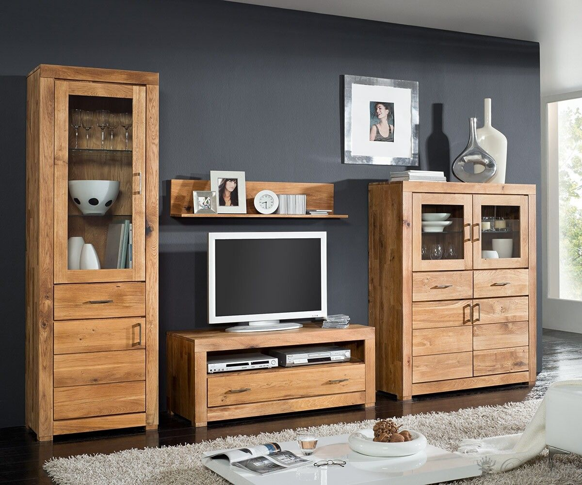 nett tv m bel massivholz m bel rund ums haus pinterest. Black Bedroom Furniture Sets. Home Design Ideas