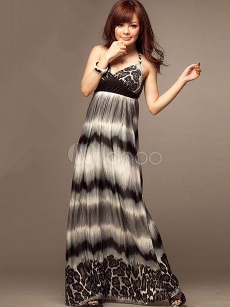 #Milanoo.com Ltd          #Maxi Dresses             #Sexy #Leopard #Pattern #Viscose #V-neck #Women's #Maxi #Dress                Sexy Leopard Pattern Viscose V-neck Women's Maxi Dress                                                  http://www.seapai.com/product.aspx?PID=5691809
