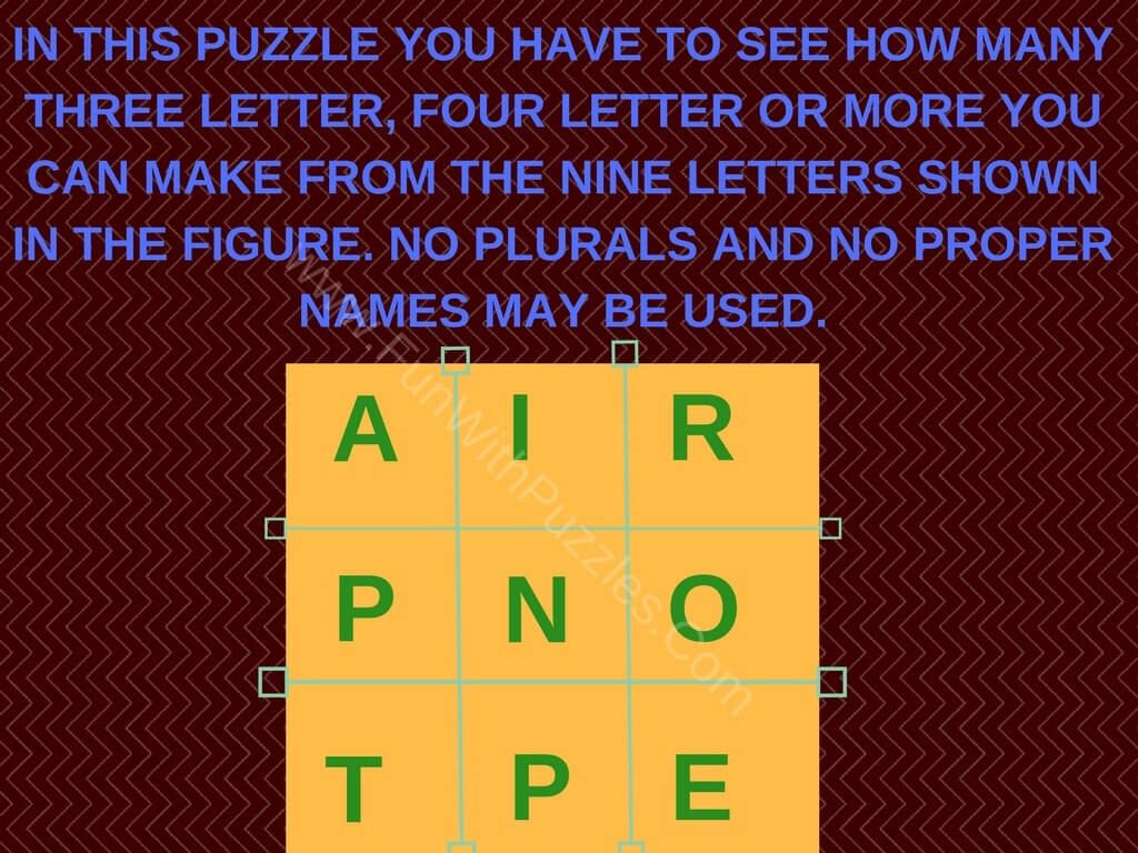 Jumbled Words Exercises With Answers Word Brain Teasers