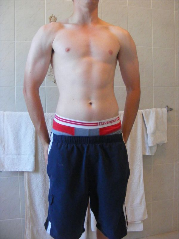 After 1~ year of following the 'Stronglifts 5x5' program