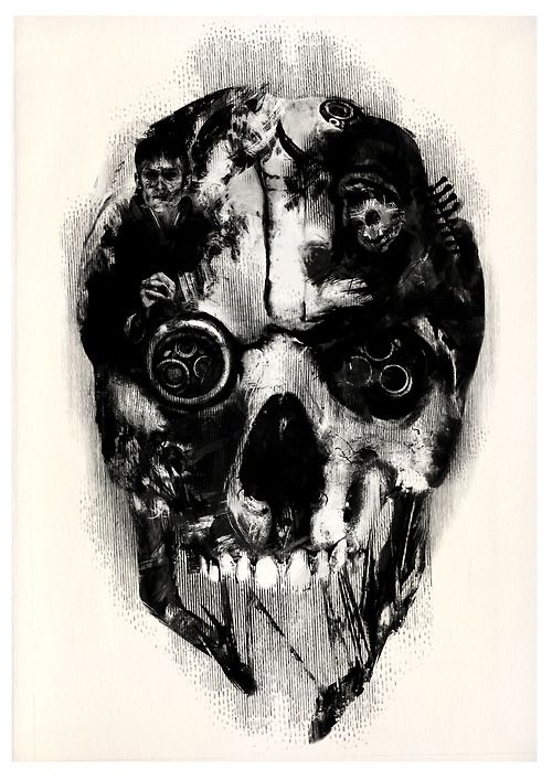 Dishonored plague symbol