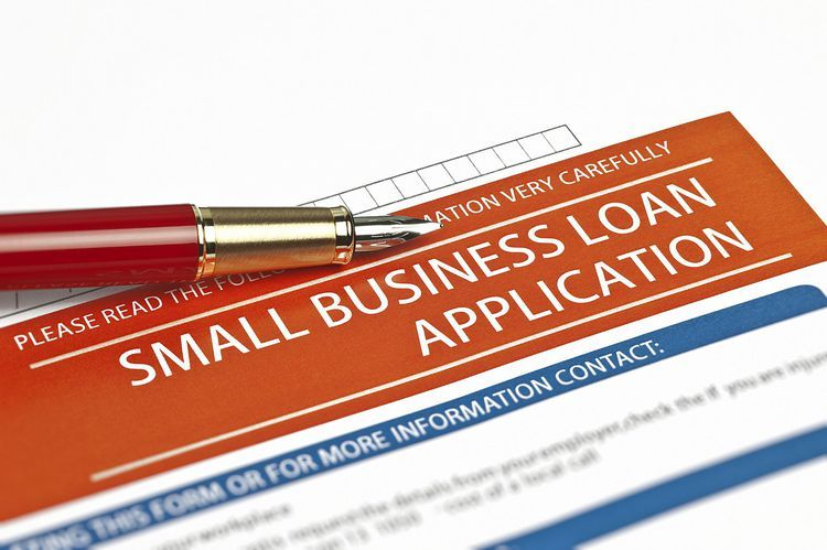 Apply For A Small Business Loan In 6 Steps Small Business Loans Sba Loans Business Loans