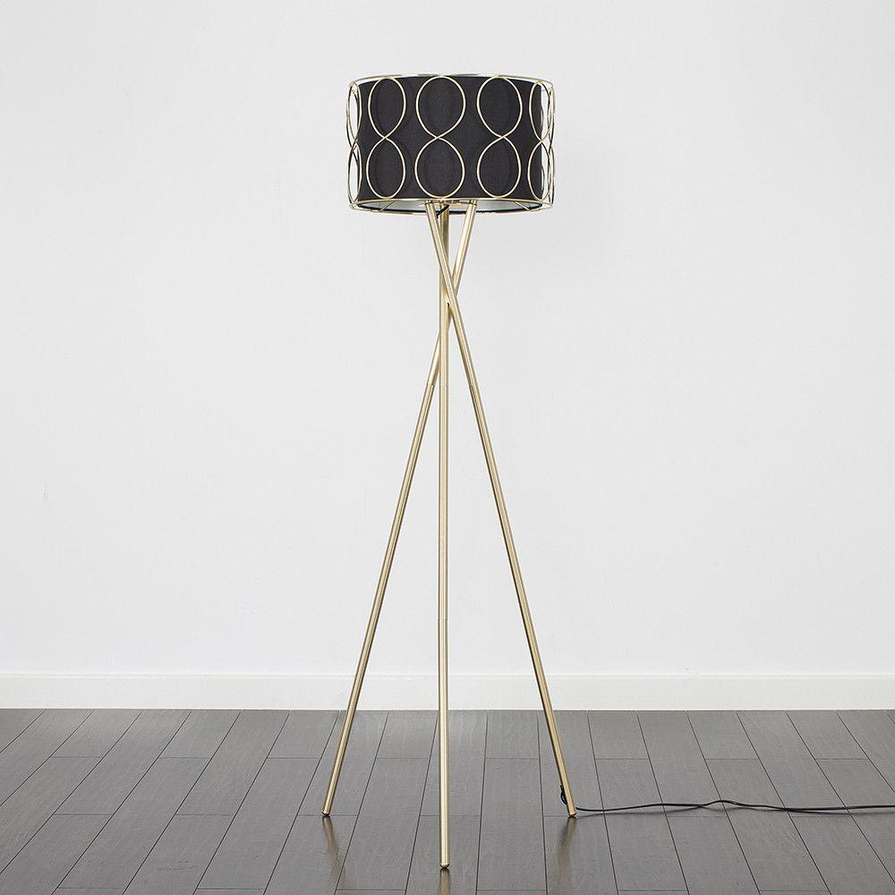 Infinity Tripod Floor Lamp | Homebase