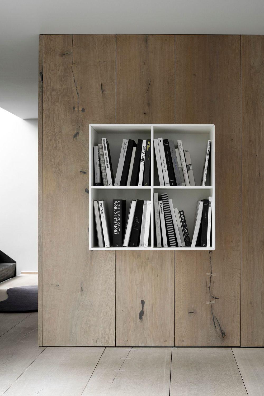 Rangement livres : meubles pratiques et originaux en 20