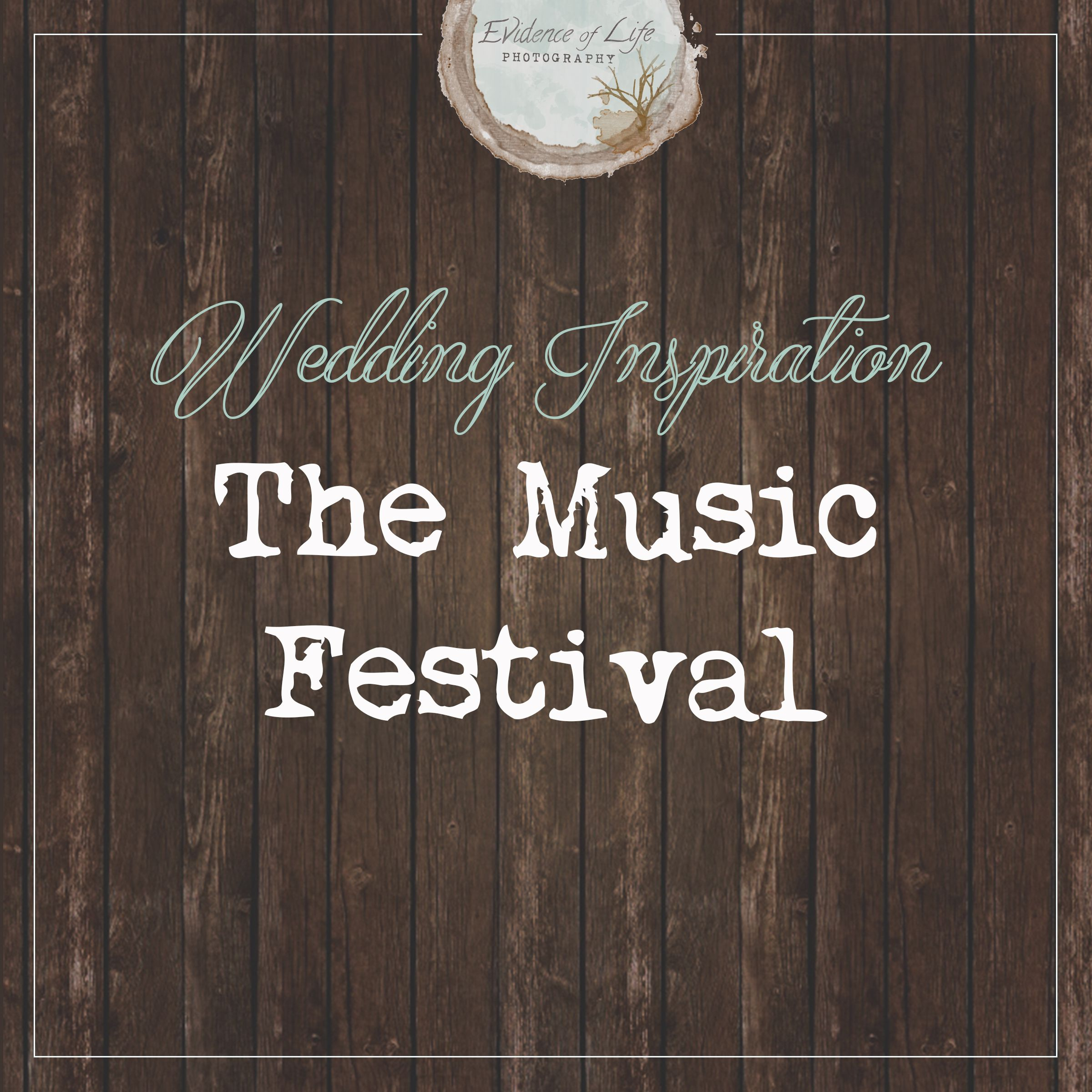 Music Themed Portrait & Wedding Inspiration Image By
