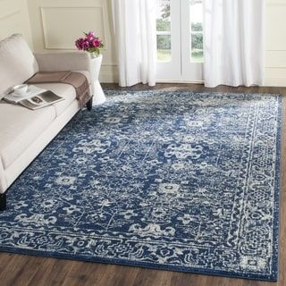 Overstock Com Online Shopping Bedding Furniture Electronics Jewelry Clothing More Distressed Rugs Traditional Area Rugs Blue Area Rugs