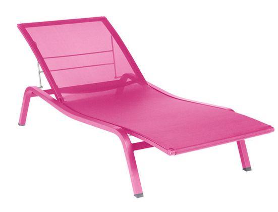 Alizé sunlounger, garden chaise longue | Sun lounger, Lounge
