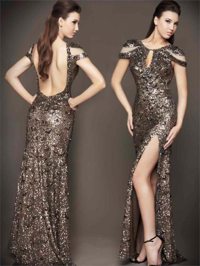 A Collection of Most Beautiful Dresses by Mac Duggal | Macs, Unique ...