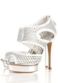 Essence's List of 5 White Hot Heels
