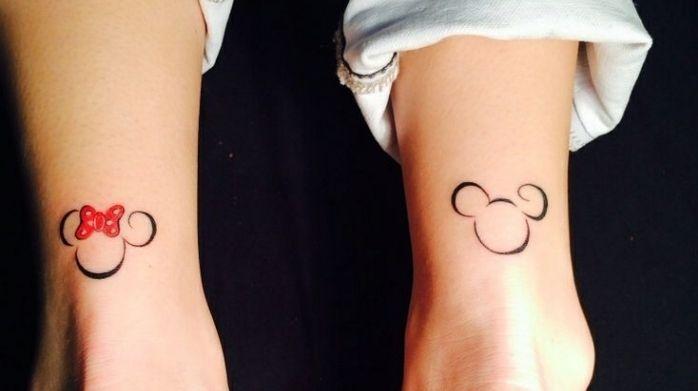 ▷ 1001 + idee per piccoli tatuaggi con significato segreto