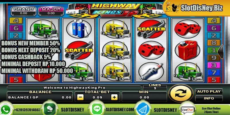Free Slot Games Highway