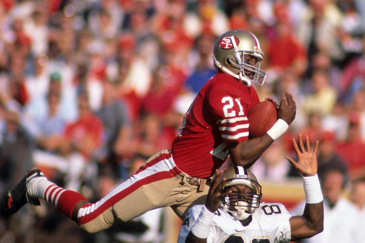 Eric Wright Of The San Francisco 49ers A Member Of Four Super Bowl Winning Teams San Francisco 49ers 49ers San Francisco 49ers Nfl