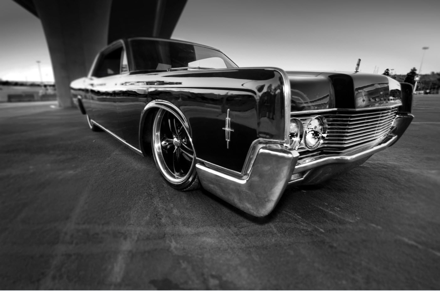 1966 Lincoln BW