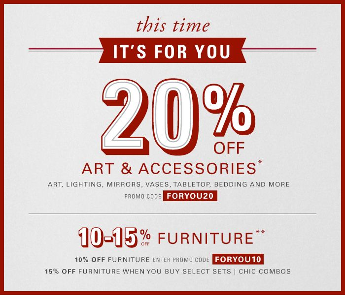 Home Decorators Collection Coupons Promo Codes Deals: Pin By Z Gallerie On SALES + PROMOTIONS