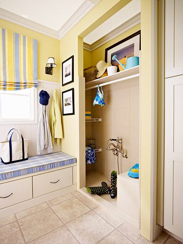New Trends in Flooring and Ceiling Products Laundry Room Ideas