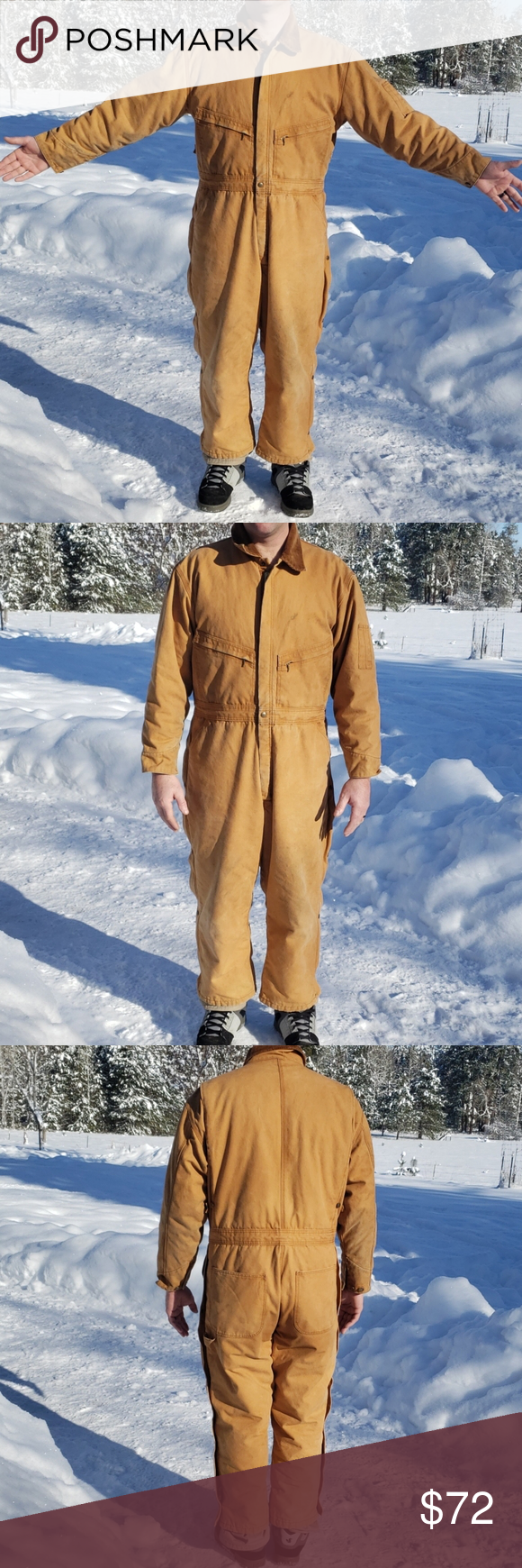 walls blizzard pruf cold weather coveralls in 2020 men s on walls insulated coveralls blizzard pruf id=21528