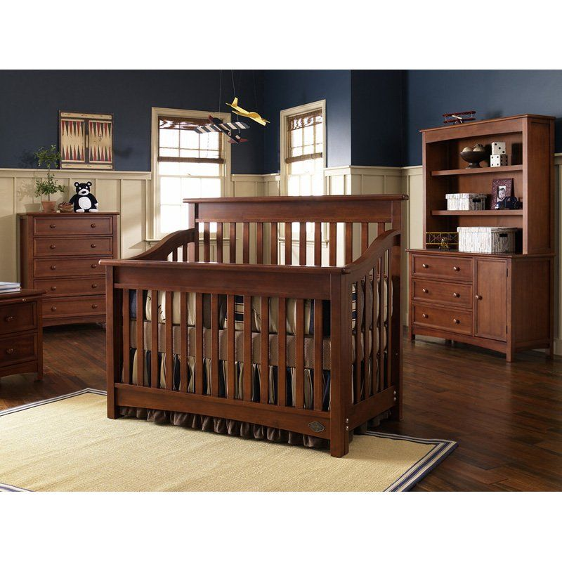 Bonavita Peyton Lifestyle 4 In 1 Convertible Crib Collection