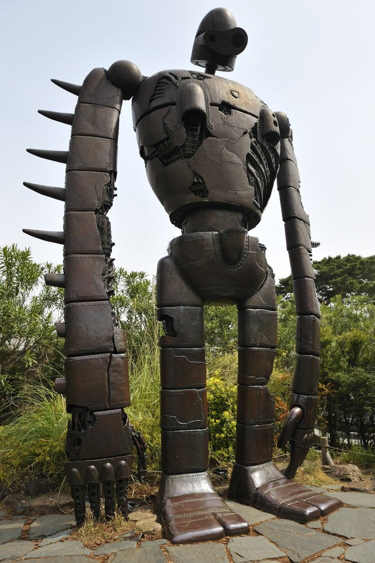 Attractions in tokyo japan ghibli museum attractions