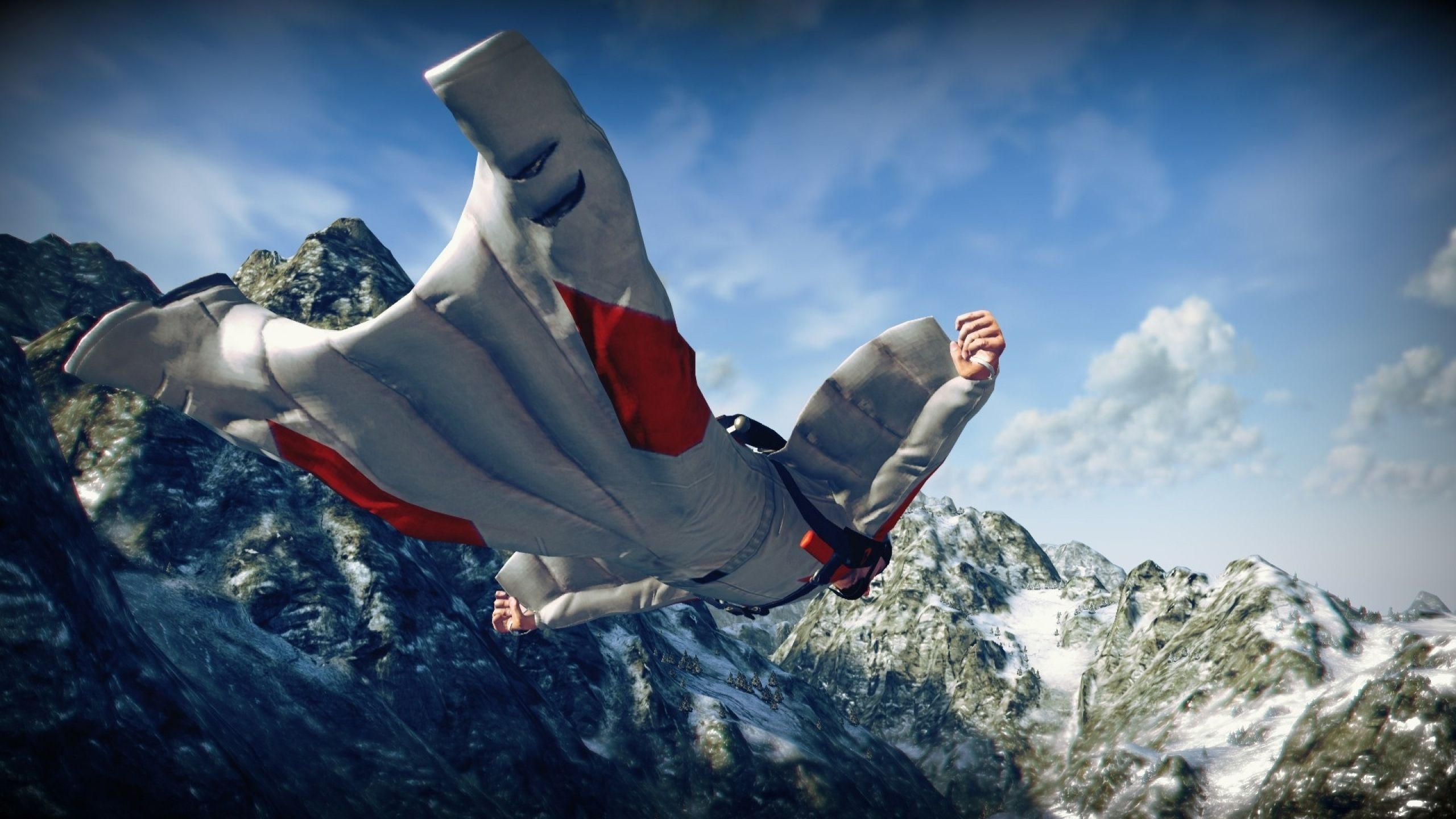 Base Jumping Adventure Sports Wallpaper: Outdoors Adventure, Skydiving, Base Jumping