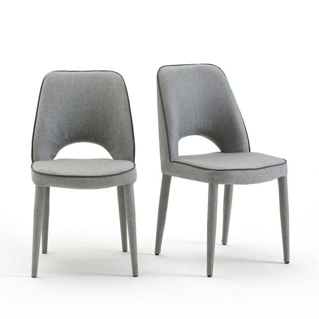 chaises la redoute interieur table ronde avec 4 chaises. Black Bedroom Furniture Sets. Home Design Ideas