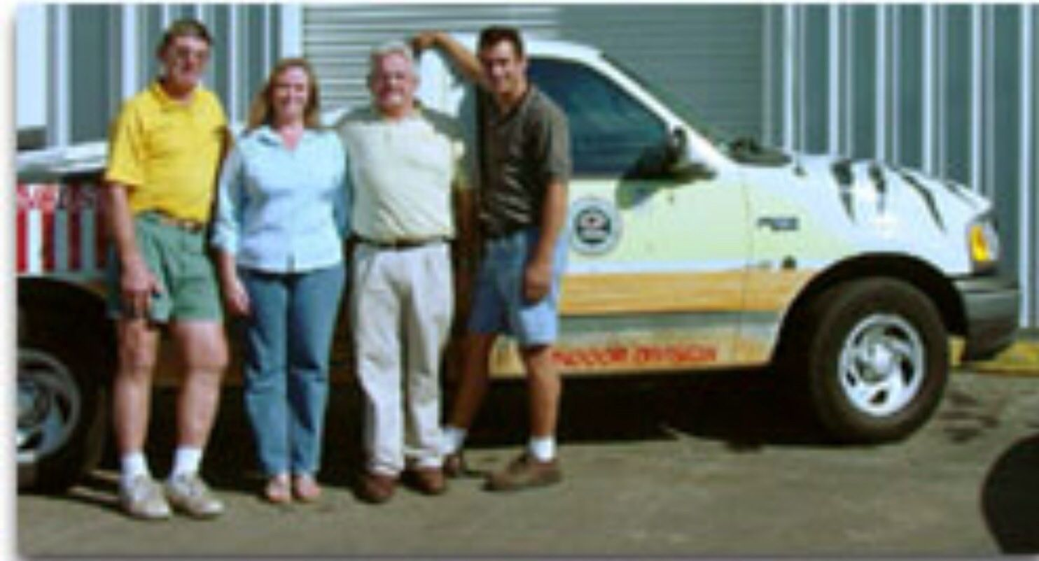Staff After The Carving Out The 100 000 00 Chemical Lawn Spraying Division Of The Company Focusin Pest Control Services Termite Treatment Termite Inspection
