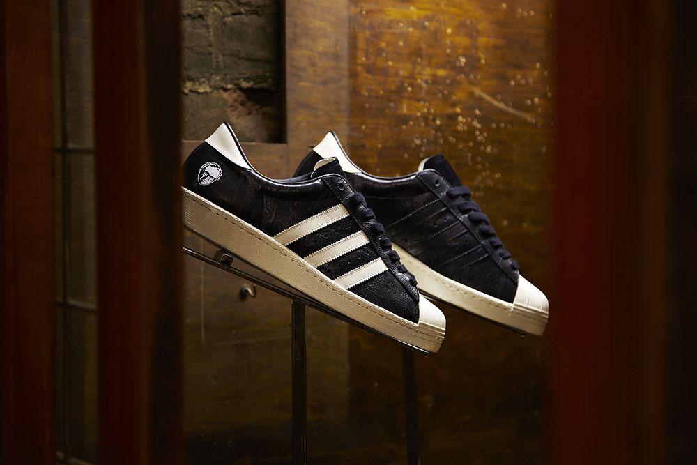 adidas consortium x footpatrol superstar 80s '10th anniversary'