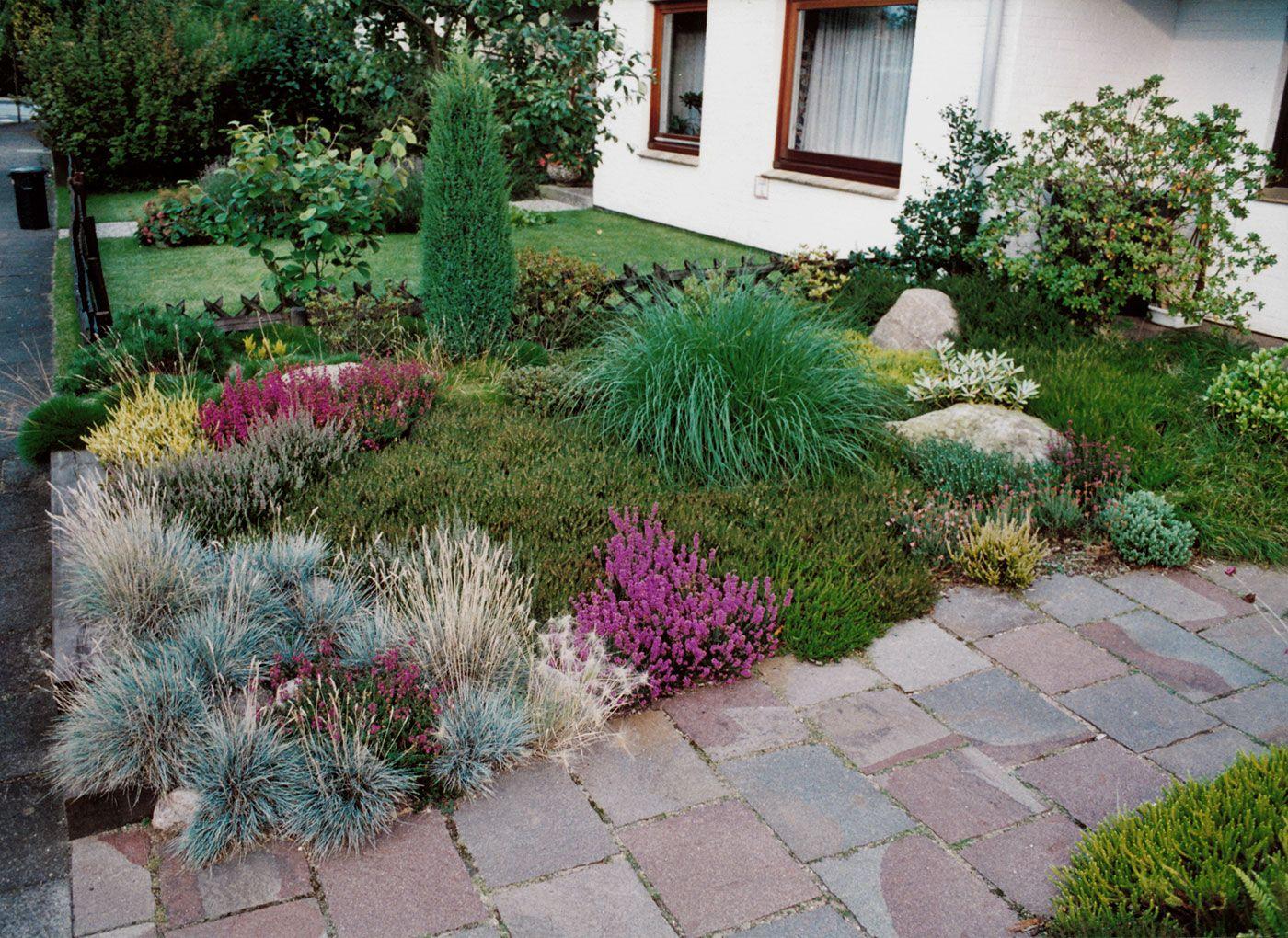bildergebnis fuer heidegarten pflanzplan heidegarten