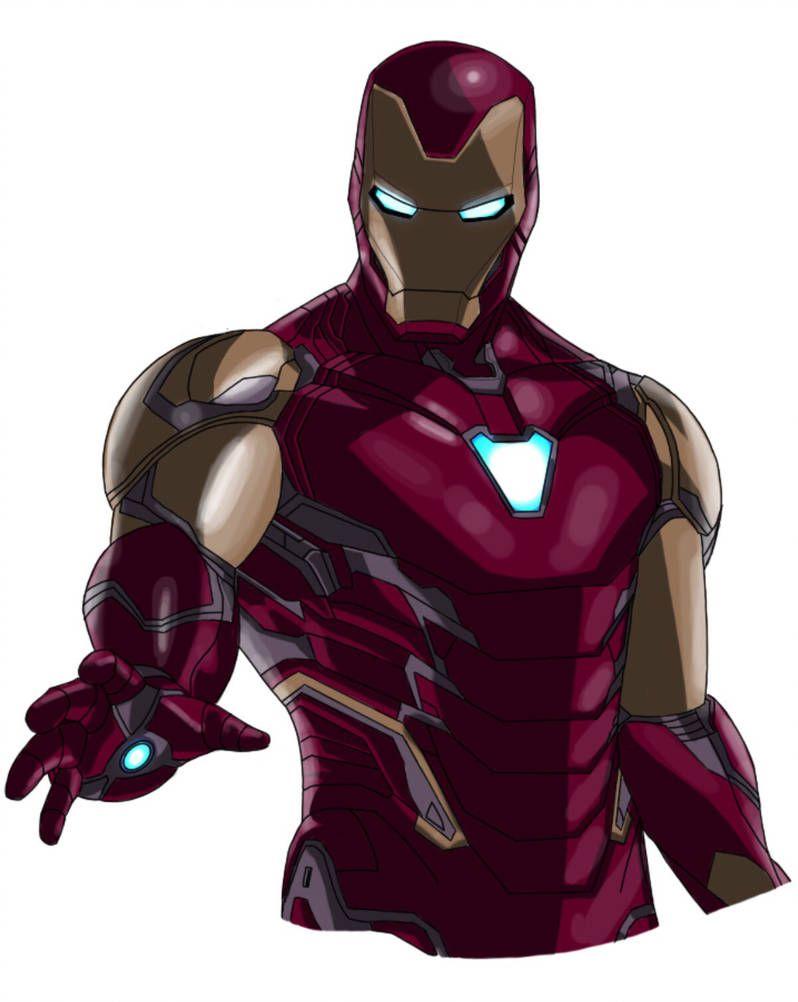 Iron Man Mk 85 By Bumblebee Prime Com Imagens Marvel