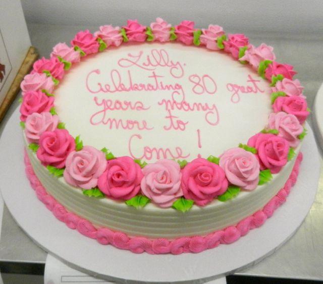 Cake Boss Decorating Buttercream : Buttercream birthday! Happy Birthday! Pinterest Cake ...