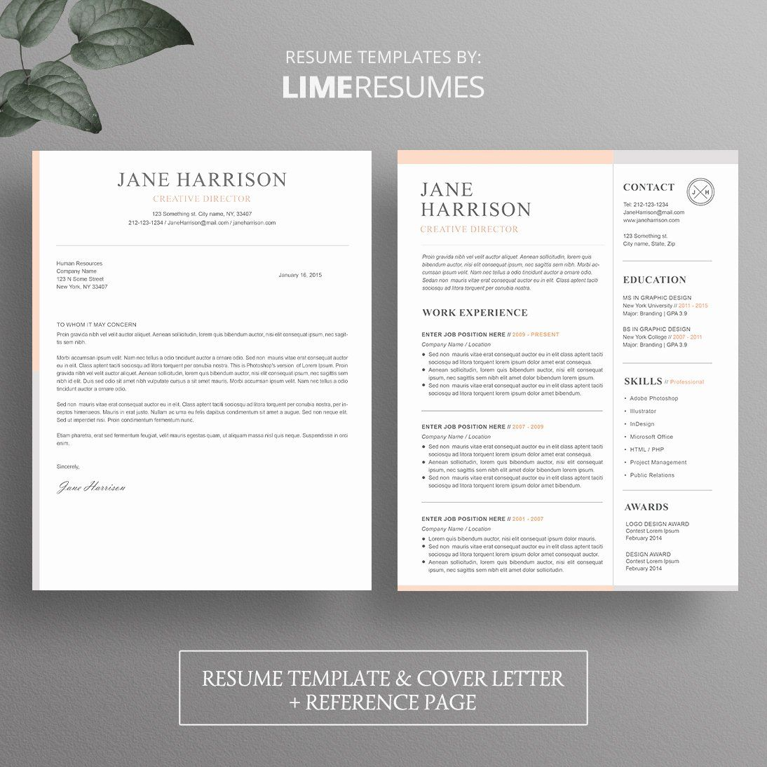 Resume Reference Template Microsoft Word New Resume Template Cover Letter Template F Microsoft Word Resume Template Resume Design Template Letter Template Word Resume reference template microsoft word