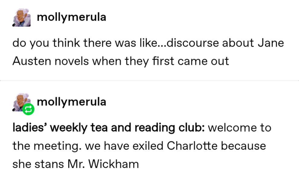 32 Funny Interpretations Of Literature That Are So Tumblr