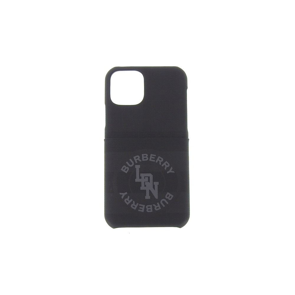 Genuine burberry iphone11 case leather in 2020