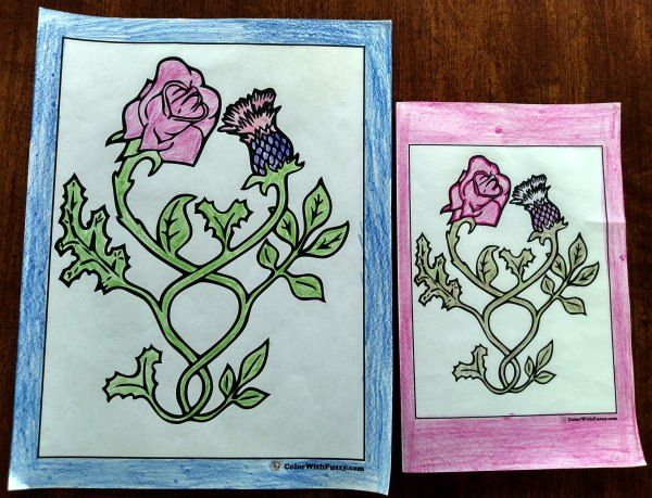 73 Rose Coloring Pages Customize Pdf Printables Homeschool