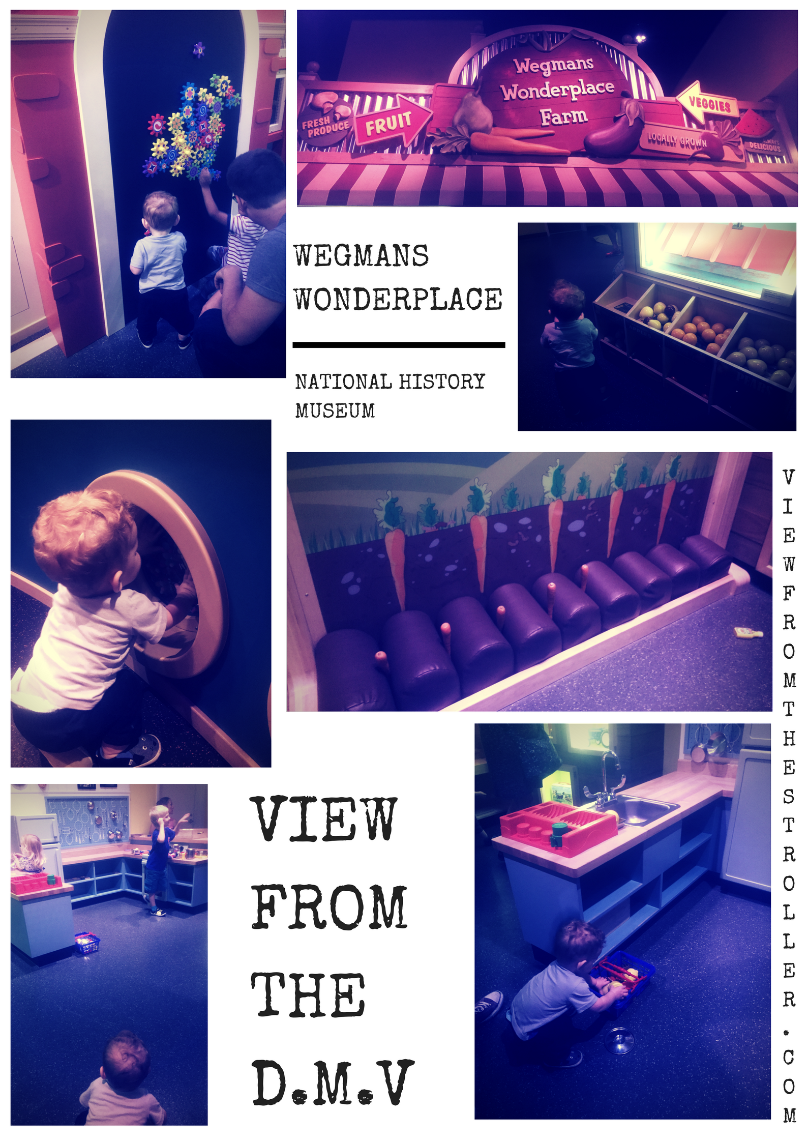 """""""Wegmans Wonderplacewelcomes curious kids ages 0–6 and their grownups to…"""