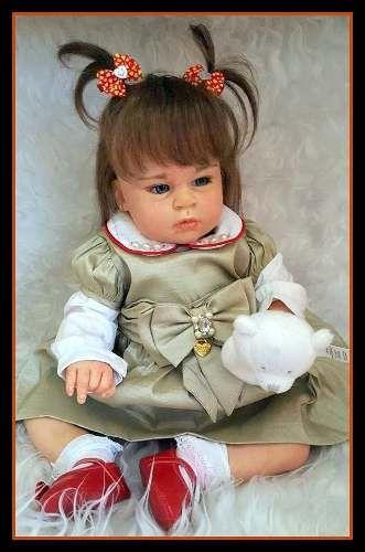 vendo linda bebê reborn alicia - valor imperdível ! Boneca Reborn,  Brinquedos, Bonecas, 41b893060c