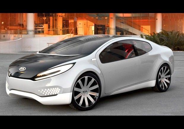 Kia Ray Electric Vehicle Concept Cars Kia Motors Electric Cars