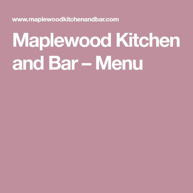 Maplewood Kitchen And Bar Menu Roasted Tomatillo Lemon Ricotta Pancakes Lemon Hummus