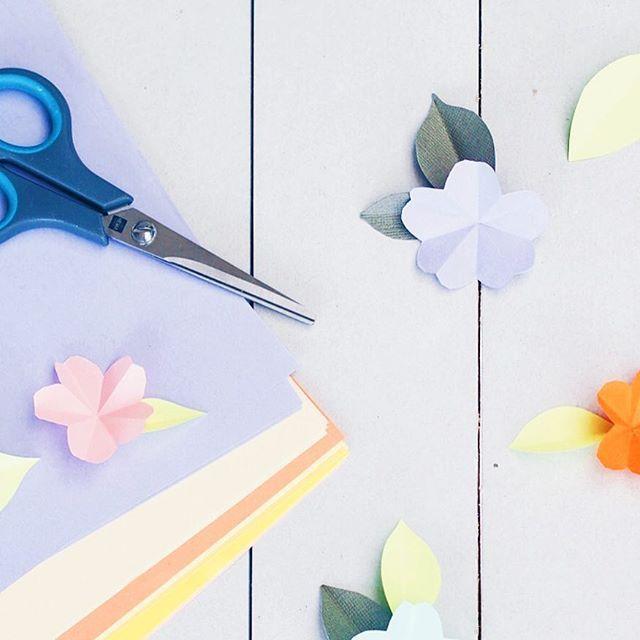 Quel joli vendredi ! Pour les amoureux de #créations, êtes vous allés au salon du diy à Paris aujourd'hui ?  Belle soirée ! #diy #printempsdudiy #homemade #craft #foiredeparis2016 #foiredeparis #paper #colors #colorspapers #creationsetsavoirfaire #doityourself #salonCsf #inspiration #flowers #paperflower