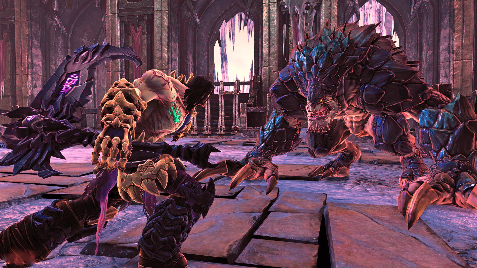 darksiders images wrath of war hd wallpaper and background photos