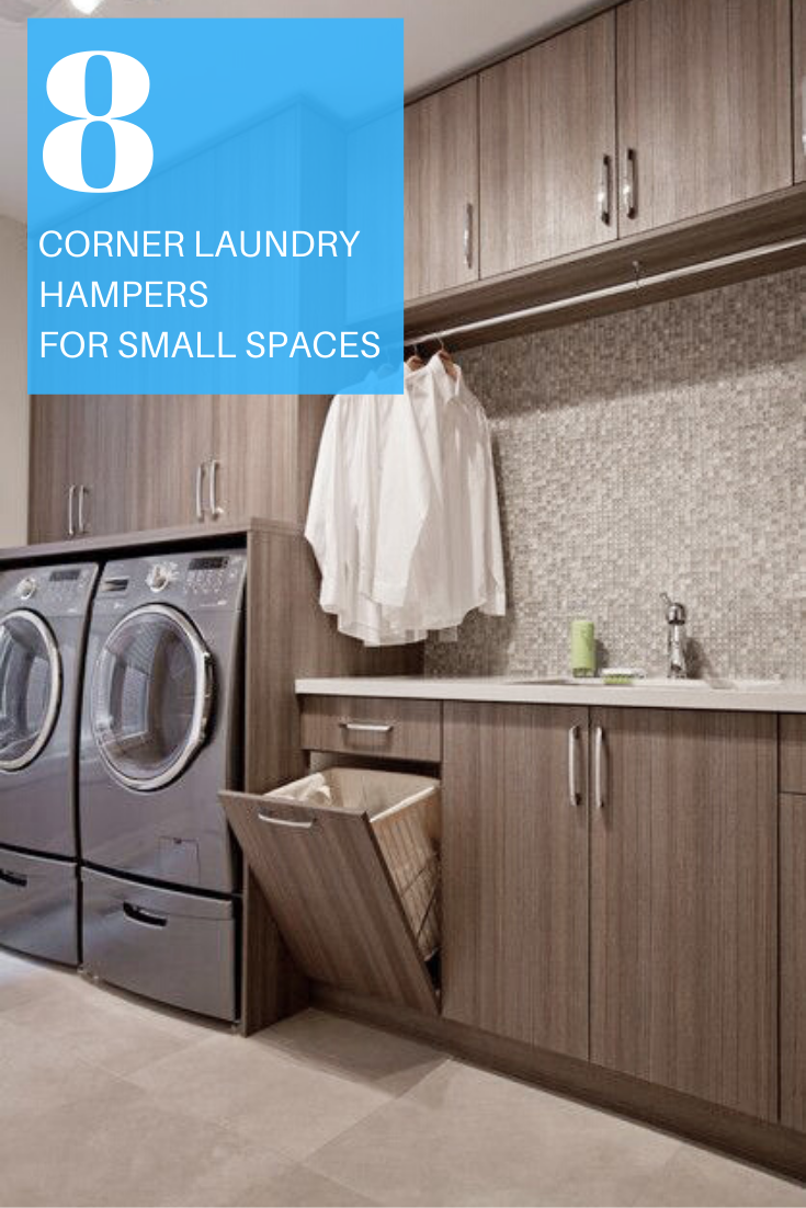 8 Corner Laundry Hampers For Small Spaces In 2020 Laundry Hamper