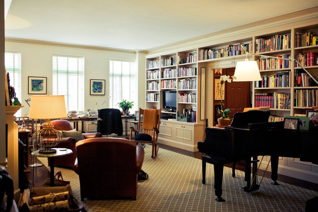 Reading Rooms And Libraries Upper East Side