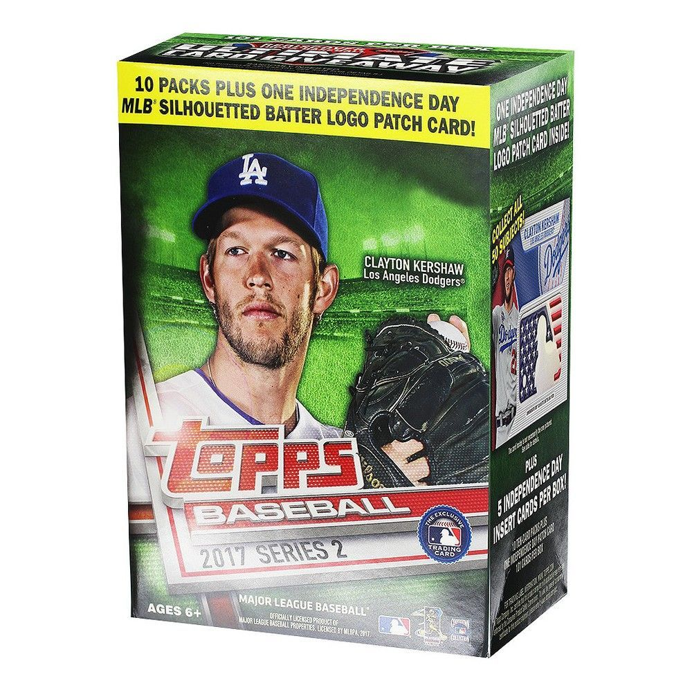 2017 Mlb Topps S2 Trading Cards Full Box 0b1 Baseball