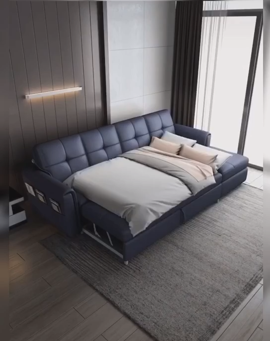 Photo of Make sofa into bed easily!