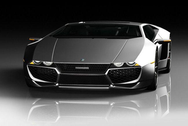 Italienische Sportwagen: De Tomaso Mangusta 2.0 – Design Studie | Superflu - A Brand for Fashion, Art, Design & Photo